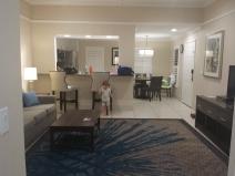 Inside our Villa at GKTW