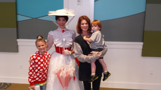Mary Poppins at GKTW