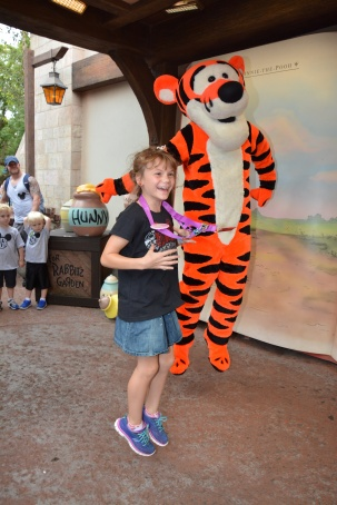 Bouncing is What Tiggers Do Best!