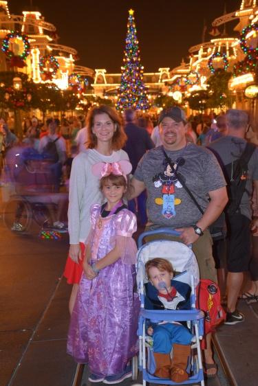 Leaving the Magic Kingdom