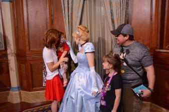 Cinderella charms Pierson